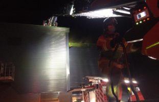 Möbelhaus-Brand in Schönbühl-Urtenen geklärt
