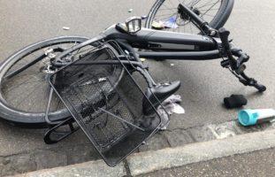 Näfels GL - Frau (36) bei E-Bike-Unfall verletzt
