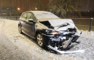 Verkehrsunfälle und Verkehrsbehinderungen im Kanton St.Gallen