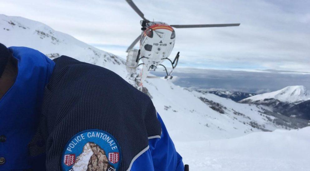 Vouvry VS: Bergführer stürzt ab und stirbt