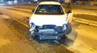 Willisau LU - Massiver Auffahrunfall zwischen zwei Autos