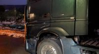 Zeugenaufruf zu beschädigtem LKW in Aesch BL