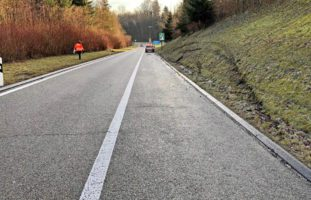 Unfallflucht in Frauenfeld TG