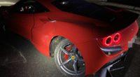 A1 Neuenhof: Junglenker (19) verunfallt mit Ferrari F8