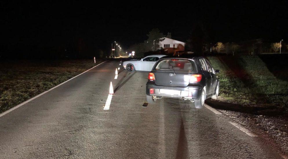 Autounfall Lengwil TG: Fahrer (46) hatte 1,6 Promille intus