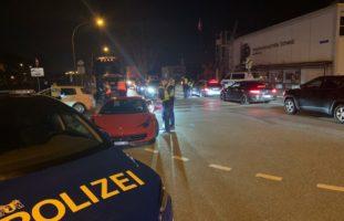 Basel-Stadt BS: Verkehrskontrollen im Hafengebiet
