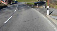Altstätten SG: Motorradlenker (27) von Fahrbahn abgekommen und verunfallt