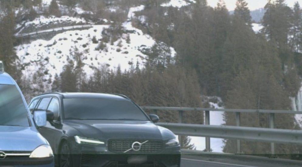 Schnellfahrer in Alvaschein: Zwanzig Lenker angezeigt