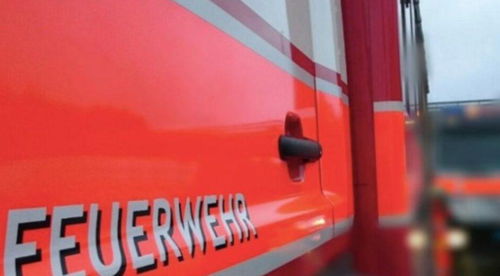 Unfall in Bévilard BE