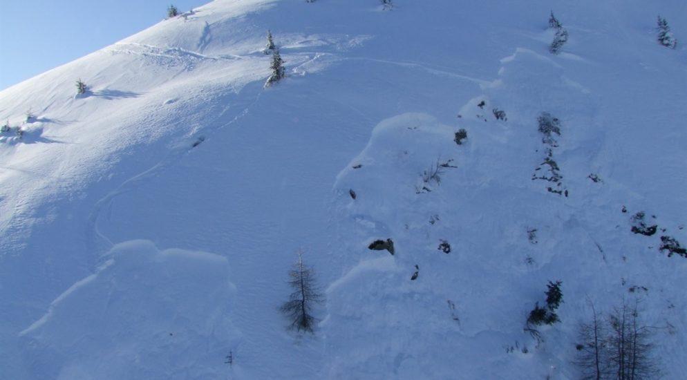 Safiental GR - Skitourengänger tödlich verletzt