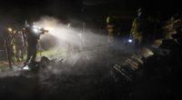 Feuerwehreinsatz in Oberwil ZG