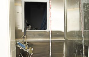 Bancomat in Wilchingen in die Luft gejagt