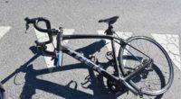 Bad Ragaz SG - Rennradfahrer nach Unfall mit Auto ins Spital geflogen