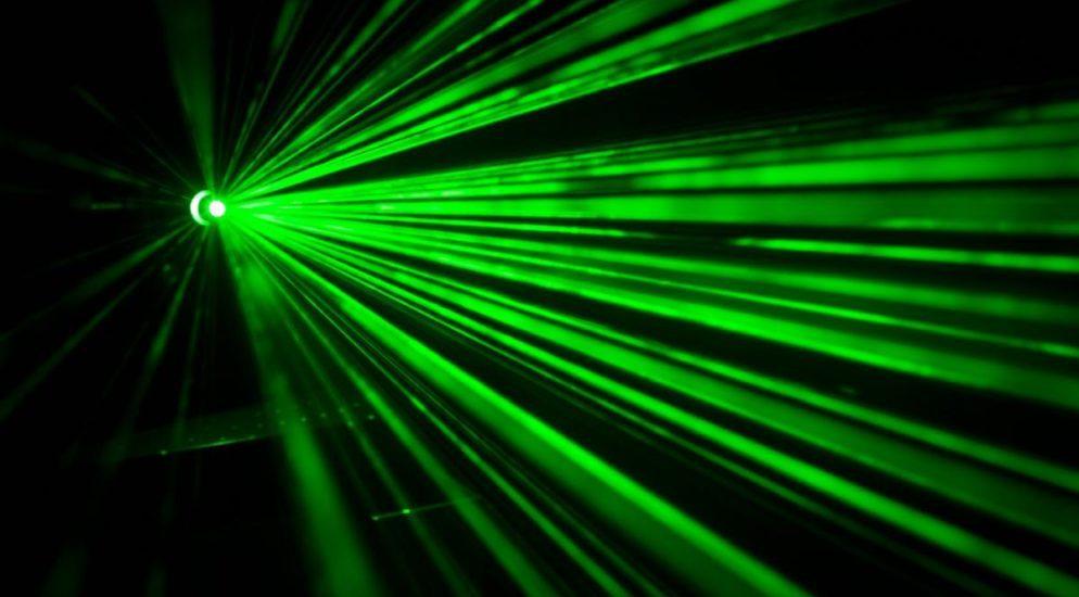 Trampilot in Zürich mit Laser geblendet