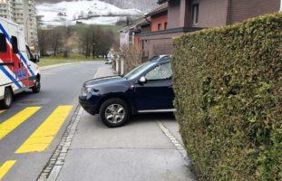 Autolenker kollidiert mit 9-jährigem Kind