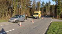 Verkehrsunfälle Kienberg, Wolfwil SO: Zwei Motorradfahrer von Auto erfasst
