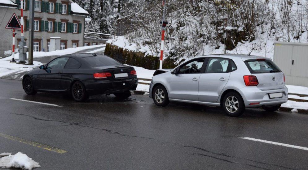 Verkehrsunfälle in Speicher und Herisau