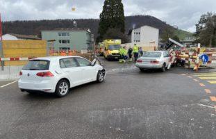 Liestal BL: 86-jähriger Autolenker verwechselt Brems- mit dem Gaspedal