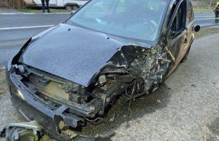 Heftiger Crash in Menznau fordert Verletzte