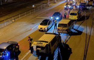 27 Verzeigungen und ein sichergestelltes Fahrzeug bei Kontrollen in Basel BS