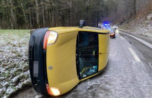 Strafuntersuchung nach Unfall in Ammerswil AG
