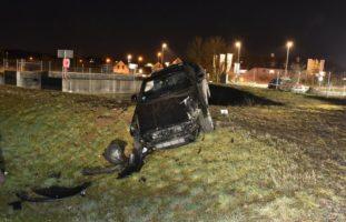 Schwerer Unfall auf der A4 bei Kleinandelfingen