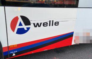 Linienbusunfall in Baden AG