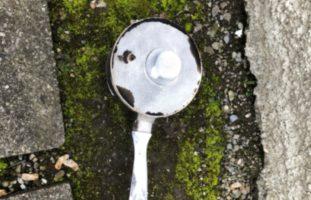 Rorschach SG: Pfanne auf Platte vergessen