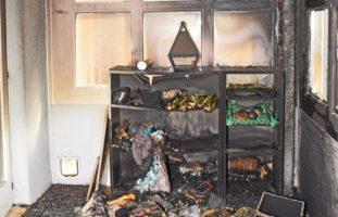 Guntmadingen SH: Brand in einem Mehrfamilienhaus