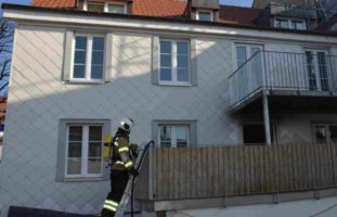 Brand in Mehrfamilienhaus in Niedergösgen SO