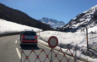 FIS Ski Weltcup auf der Lenzerheide: Verkehrsbehinderungen