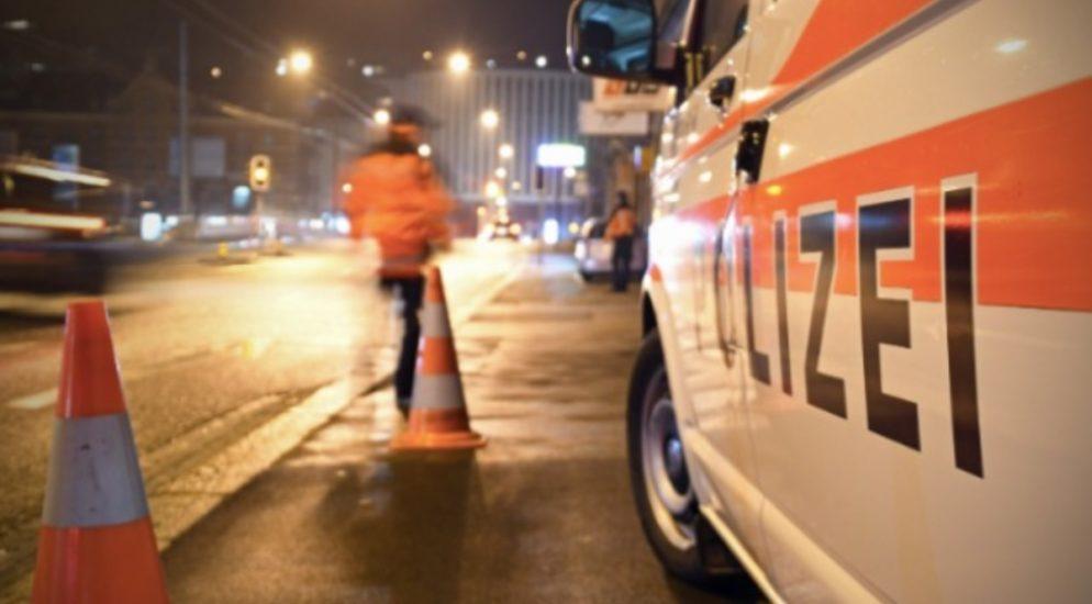 Kanton Uri: Grosskontrolle durchgeführt