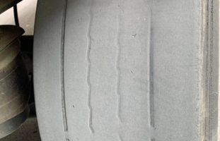 Emmenbrücke: Sattelmotorfahrzeug mit mehreren Mängel und nicht betriebssicher