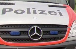 Luzern LU - Neun Sprayer durch DNA-Spur überführt