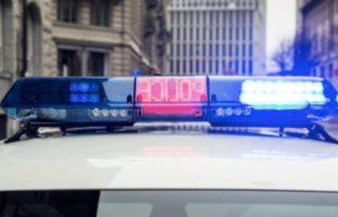 Täter in flagranti angehalten: Wegen Sachbeschädigung verzeigt