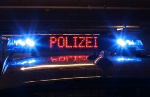 Dettighofen TG: Autolenker flüchtet vor Polizei
