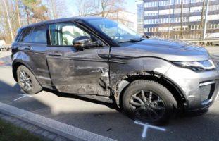 Mehrere Verletzte bei Unfall in St.Gallen