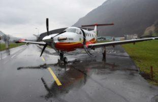 Stans: Crash zwischen PW und Motorflugzeug
