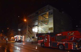 Wohnungsbrand in Solothurn