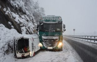 Tamins GR: Unfall wegen Überholmanöver