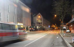 Schwerer Verkehrsunfall in Effretikon