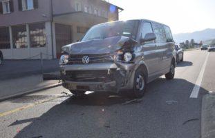 Balsthal SO: Auffahrunfall fordert drei Verletzte (darunter ein Kind)