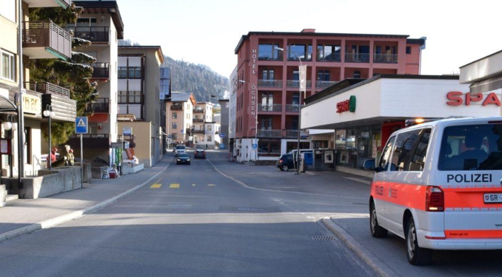 Davos Platz GR: 13-Jährige auf Fussgängerstreifen verunfallt