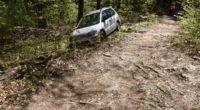 Balm bei Günsberg: Lenker verliert auf unwegsamer Strasse Kontrolle über Auto