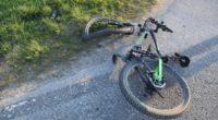 Gunzgen SO - Verkehrsunfall zwischen Lastwagen und Fahrradlenker