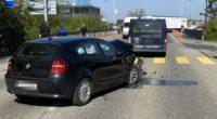 BMW-Lenkerin baut Unfall in Oensingen SO