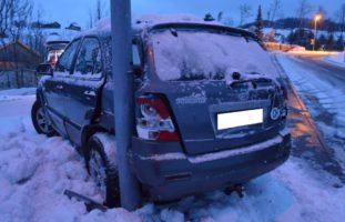 Appenzell Ausserrhoden AR - Fünf Autounfälle auf schneebedeckten Strassen
