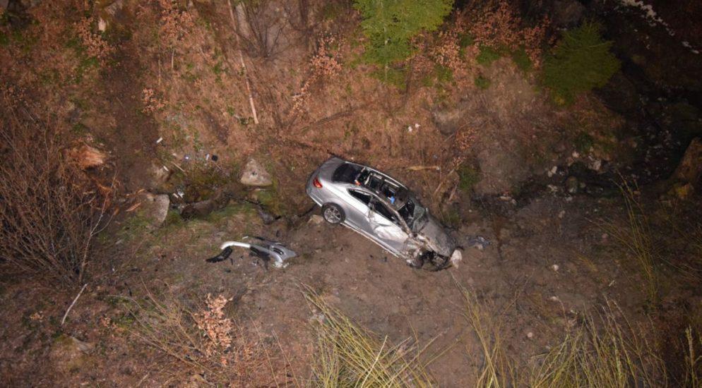 Beifahrerin (18) stirbt nach Unfall in Trogen AR