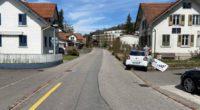 Unterkulm AG: Bei Selbstunfall in Garten gelandet