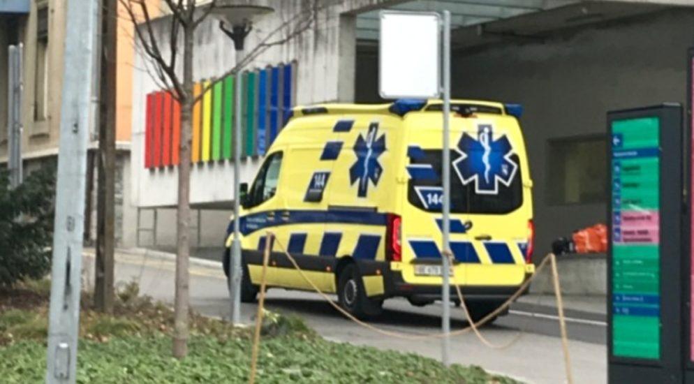 Winterthur ZH - Lenker bei Unfall mittelschwer verletzt